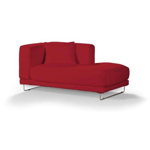 Dekoria Tylösand Recamiere rechts Sofabezug, rot, Bezug für Recamiere Tylösand rechts, Etna (705-60)