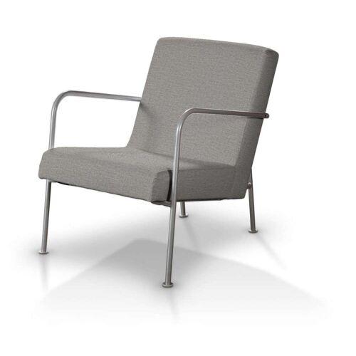 Dekoria Ikea PS Sesselbezug, grau, Ikea Sessel  PS, Living (160-89)