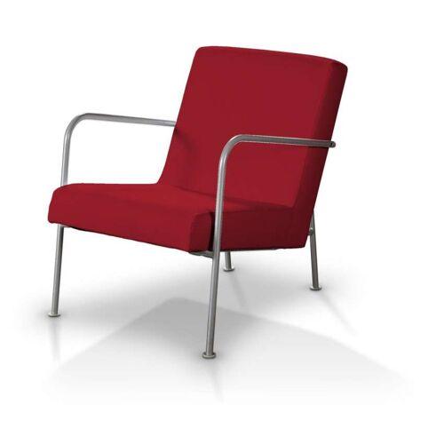 Dekoria Ikea PS Sesselbezug, rot, Ikea Sessel  PS, Etna (705-60)
