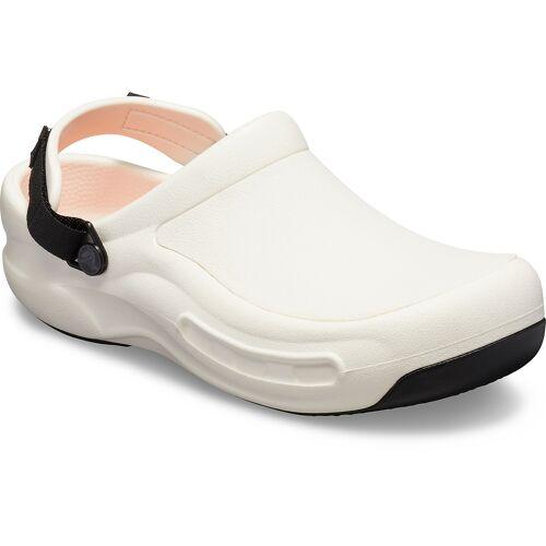 Crocs bequeme Bistro Pro LiteRide™ XXL Clogs weiß