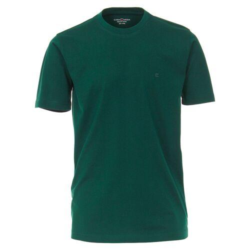 Casa Moda CasaModa Basic T-Shirt flaschengrün große Größen