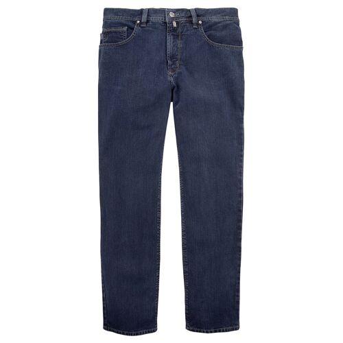 Pionier Jeans Pionier XXL Jeans-Hose Peter blue black