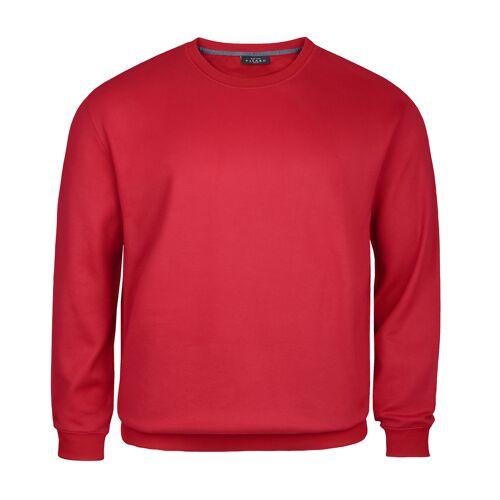 Kitaro Men XXL Kitaro Sweatshirt Rundhals rot