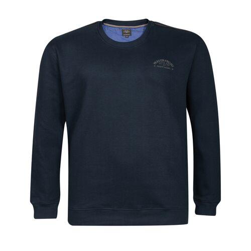 Kitaro Men XXL Kitaro Sweatshirt modisch navy