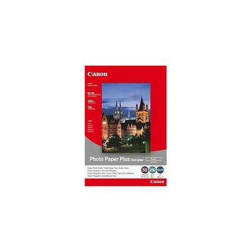 Canon Fotopapier SG-201 10,0 x 15,0 satiniert 260 g/qm 50 Blatt