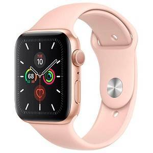 Apple Watch Series 5 44 mm (GPS + Cellular) rosa, gold