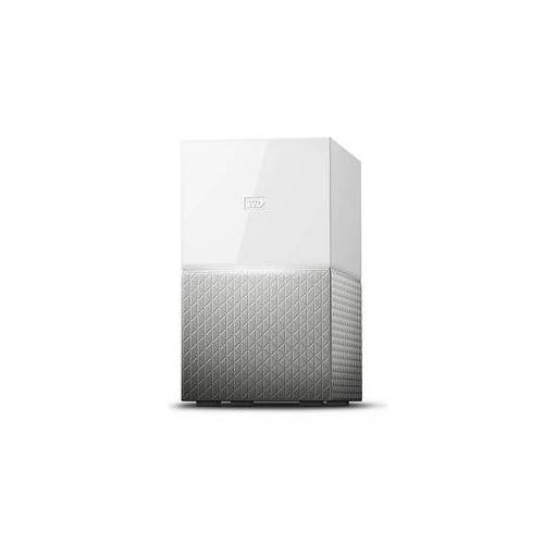 Western Digital MY CLOUD HOME DUO 6 (2x3) TB Netzwerkfestplatte