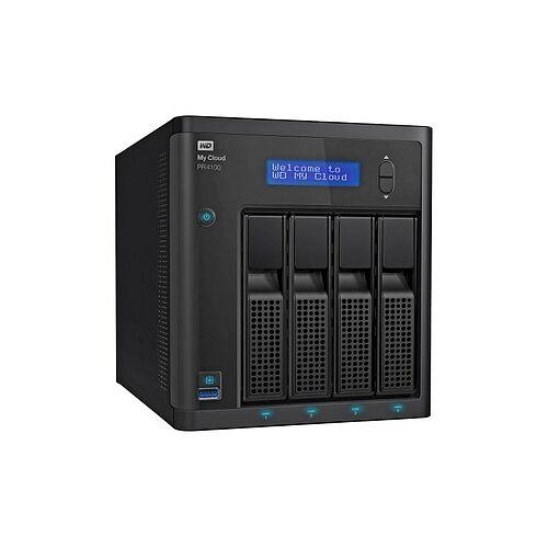 Western Digital My Cloud Pro PR4100 24 (4x6) TB Netzwerkfestplatte