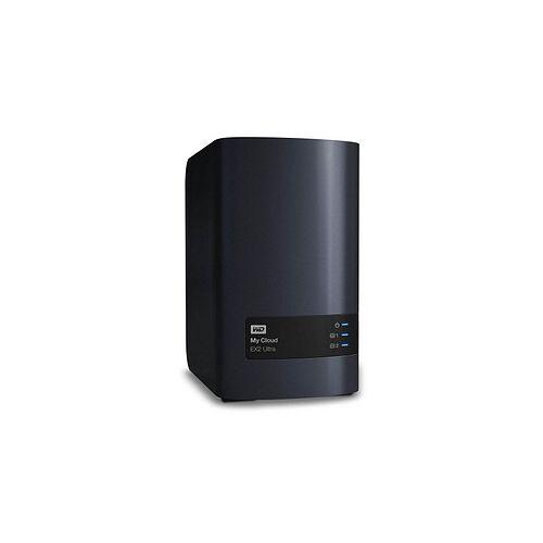 Western Digital My Cloud EX2 Ultra 8 (2x4) TB Netzwerkfestplatte