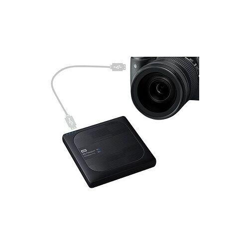 Western Digital My Passport Wireless Pro 2 TB externe Festplatte