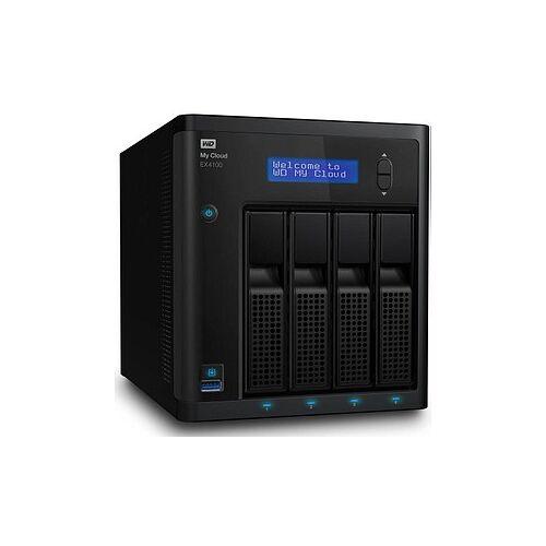 Western Digital My Cloud EX4100 8 TB Netzwerkfestplatte
