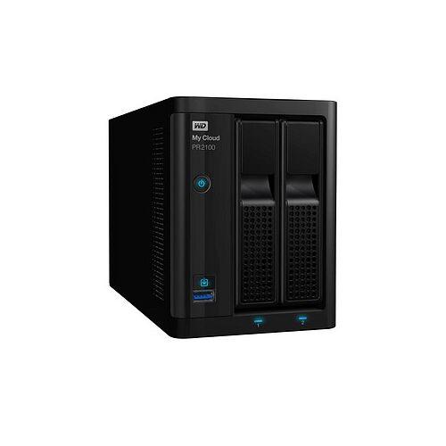 Western Digital My Cloud Pro PR2100 4 (2x2) TB Netzwerkfestplatte
