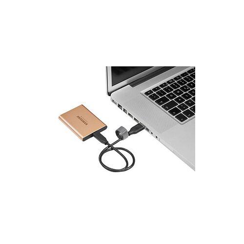SAMSUNG T5 500 GB externe Festplatte