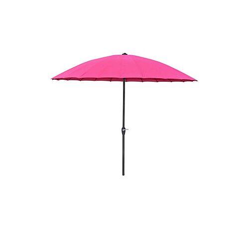 Harms Sonnenschirm Garden Pleasure  pink