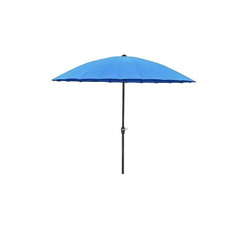 Harms Sonnenschirm Garden Pleasure  blau