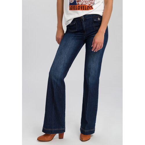 Marc Aurel Jeans mit Pattentaschen
