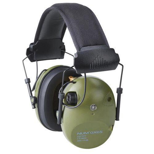 NUM'AXES Gehörschutz elektronisch NUM´AXES CAS1034 grün