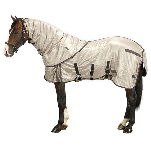 FOUGANZA Fliegendecke Pony/Pferd beige
