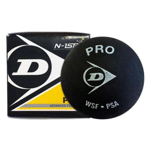 Dunlop Squashball Pro Doppelgelb
