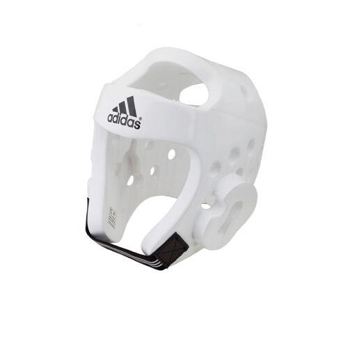 Adidas Kopfschutz Kampfsport weiß
