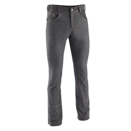 FOUGANZA Jodhpurreithose Jeans Herren schwarz