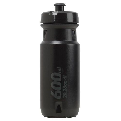 B'twin Fahrrad Trinkflasche ROAD 600 ml schwarz