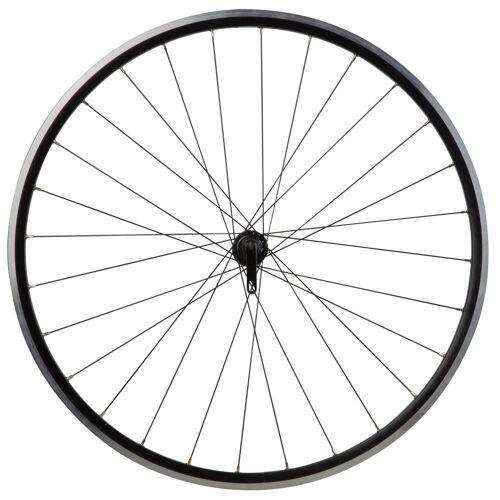 TRIBAN Rennrad-Vorderrad 700 Doppelwand Triban 100
