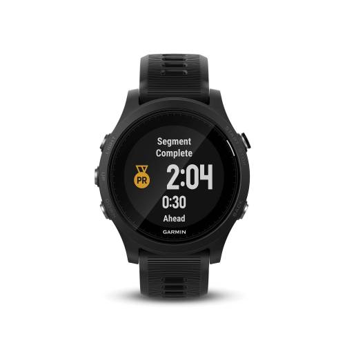 Garmin GPS-Pulsuhr Forerunner 935 HF-Messung am Handgelenk schwarz