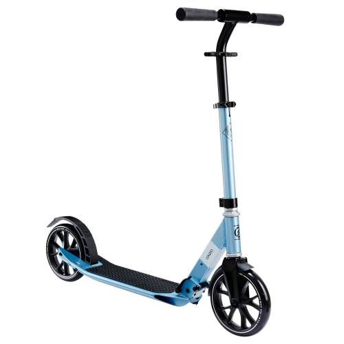 OXELO City-Roller Scooter Town 5 XL Erwachsene blau