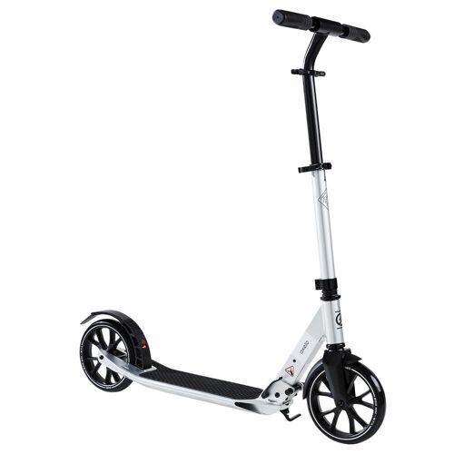 OXELO City-Roller Scooter Town 5 XL Erwachsene grau