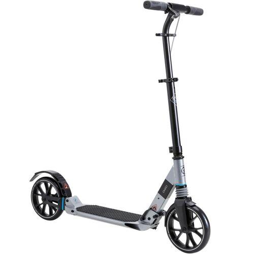 OXELO City-Roller Scooter Town 7XL Erwachsene schwarz