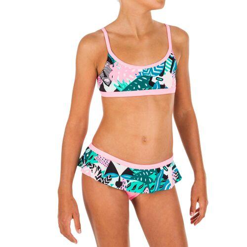 NABAIJI Bikini-Set Riana Skirt All Mask Mädchen grün