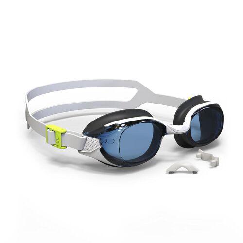 NABAIJI Schwimmbrille BFit 500 blau/weiss