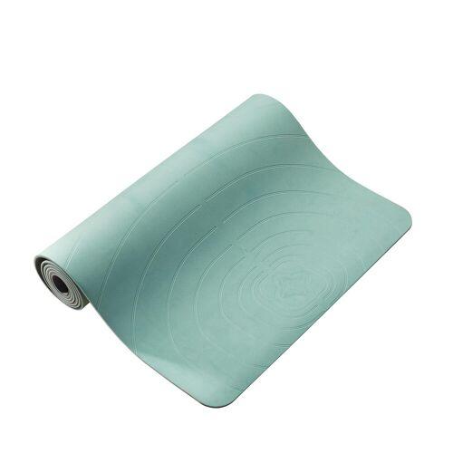 DOMYOS Yogamatte XL Club 5mm grün