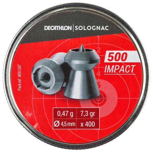 SOLOGNAC LUFTGEWEHRKUGELN IMPACT 4,5MM × 400