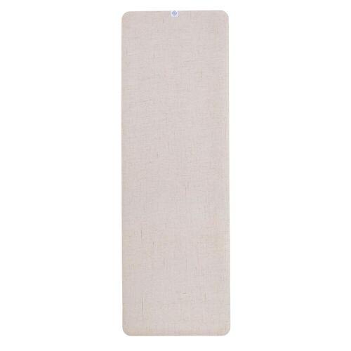 KIMJALY Yogamatte aus Jute/Kautschuk 4mm