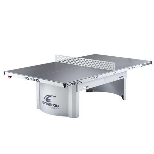 CORNILLEAU Tischtennisplatte 510 Pro Outdoor grau