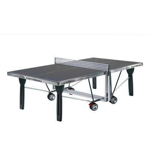 CORNILLEAU Tischtennisplatte 540 Pro Outdoor grau