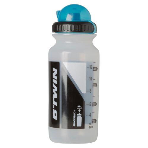 B'twin Fahrrad-Trinkflasche 500 ml mit Schutzkappe