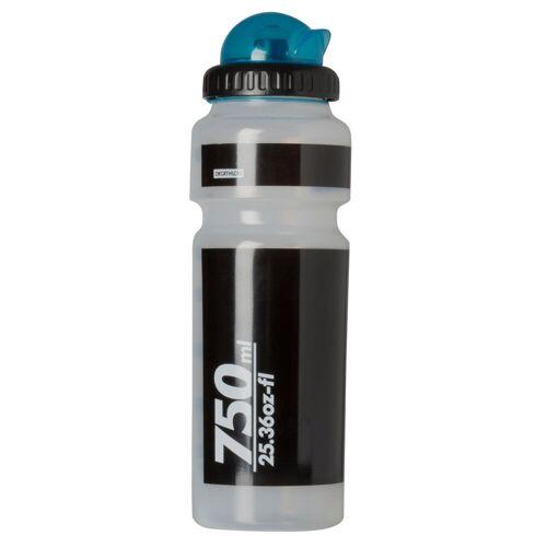 B'twin Fahrrad-Trinkflasche 750 ml mit Schutzkappe