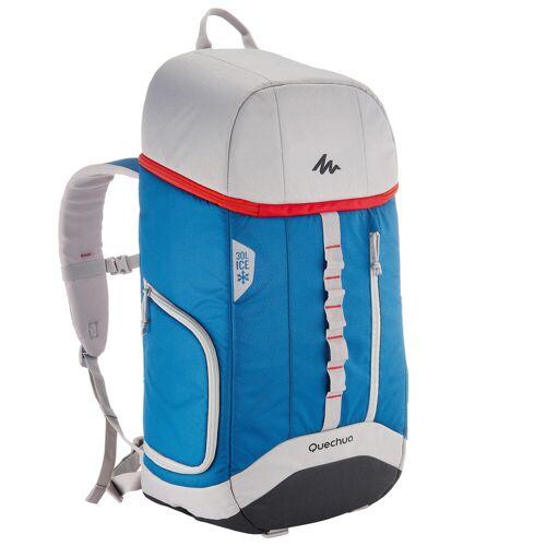 QUECHUA Kühlrucksack für Camping/Wandern ICE 30Liter