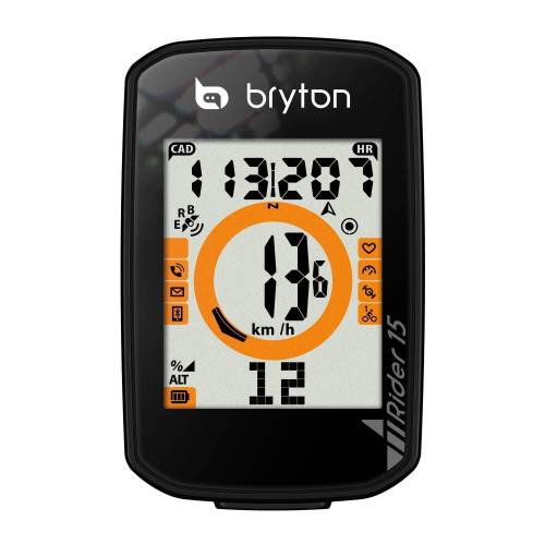 BRYTON GPS Fahrradcomputer BRYTON Rider 15