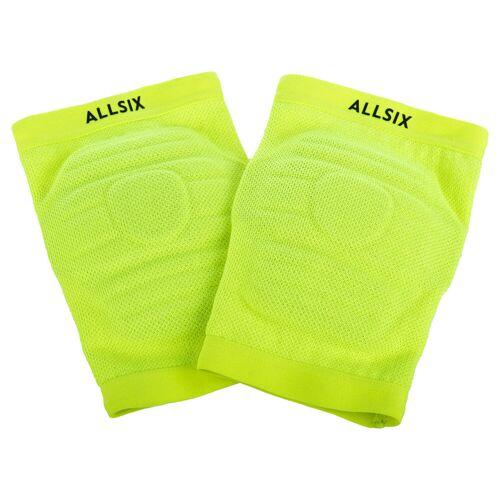 ALLSIX Volleyball-Knieschoner VKP900 gelb
