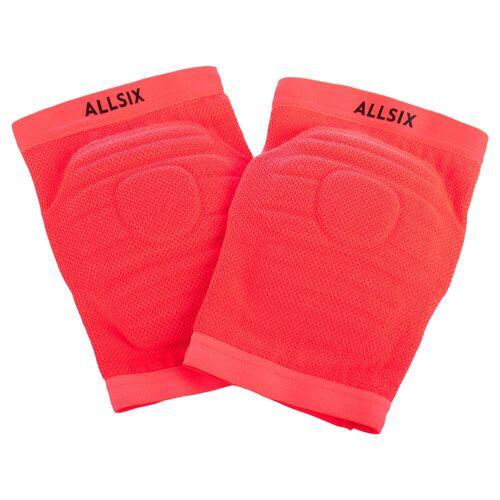 ALLSIX Volleyball-Knieschoner VKP900 rosa