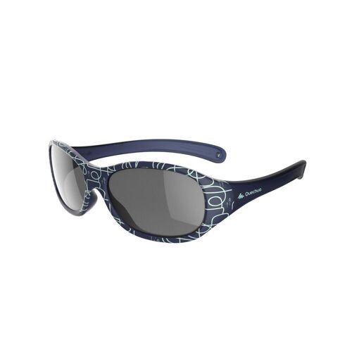 QUECHUA Sonnenbrille MH K120 Kat.4 Kinder 2–6 Jahre blau