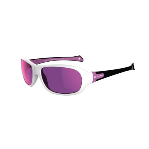 QUECHUA Sonnenbrille Wandern MH T500 Kategorie 4 Kinder 6–10 Jahre