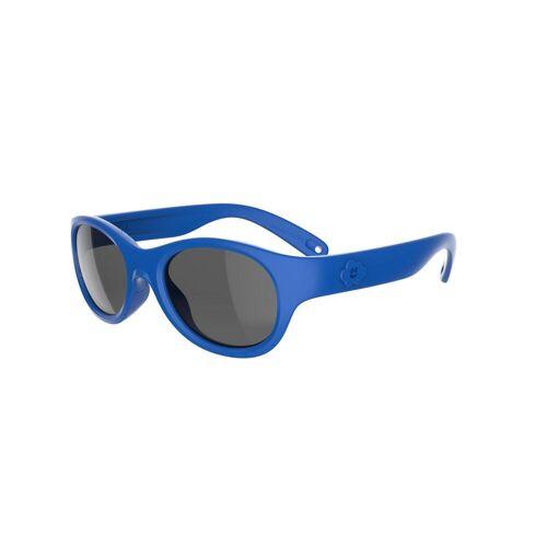 QUECHUA Sonnenbrille MH K100 Kat.3 Kinder 2–6 Jahre blau