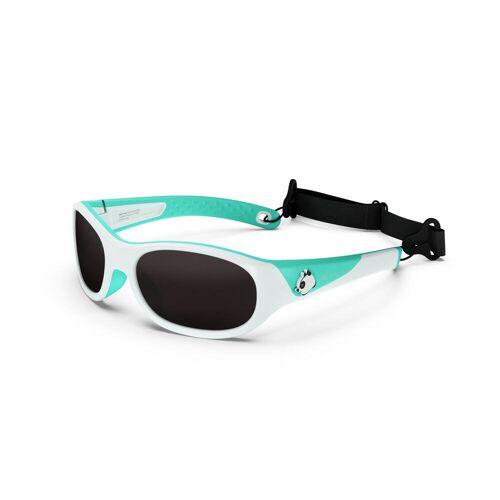 QUECHUA Sonnenbrille Wandern MH K140 Kategorie 4 Kinder 2–6 Jahre