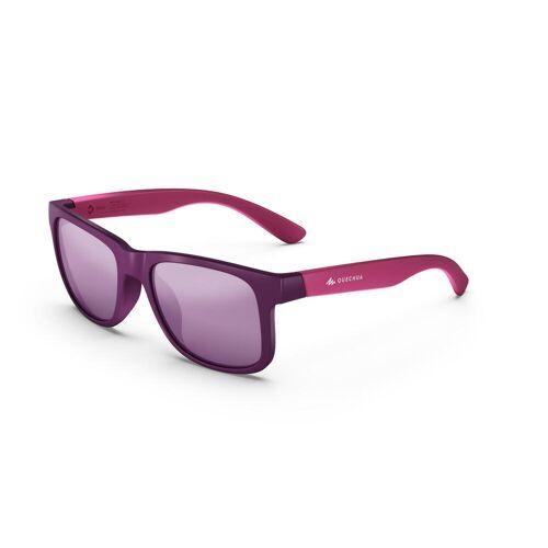 QUECHUA Sonnenbrille MH T140 Kat. 3 Kinder ab 10 Jahren lila