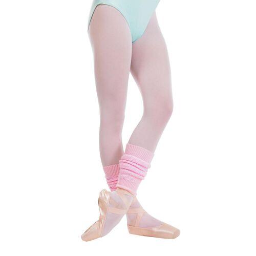 DOMYOS Tanzstulpen Ballett und Modern Dance Mädchen rosa